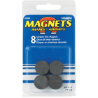 Master Magnetics 3/4 in. Ceramic Magnetic Discs (8-Pack) Image 2
