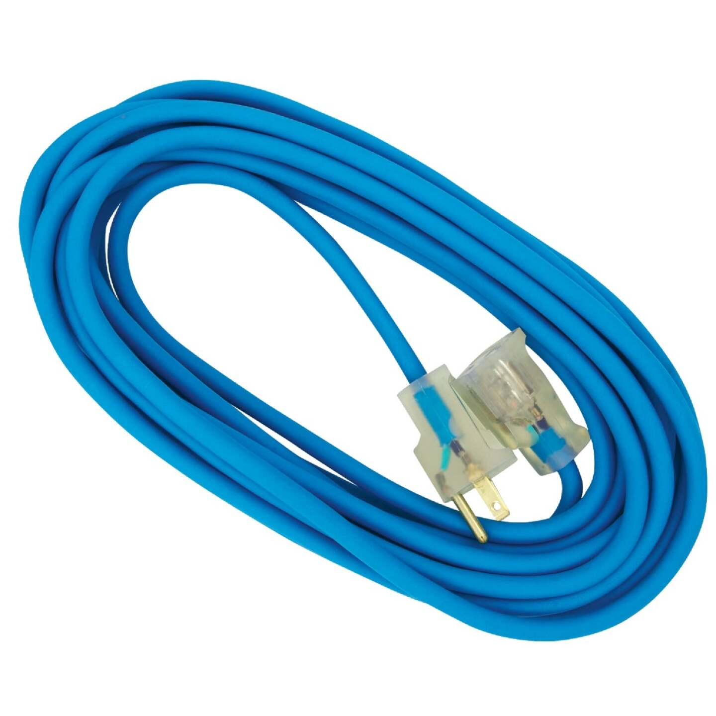 Do it Best 25 Ft. 14/3 Industrial Outdoor Extension Cord Image 2