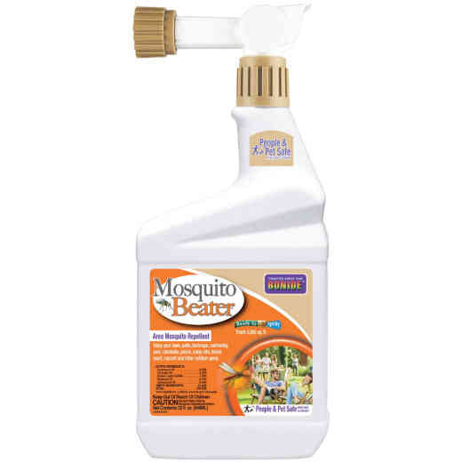 Bonide Mosquito Beater 1 Qt. Ready To Spray Hose End Insect Repellent
