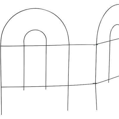 Best Garden 8 Ft. Wire Folding Fence