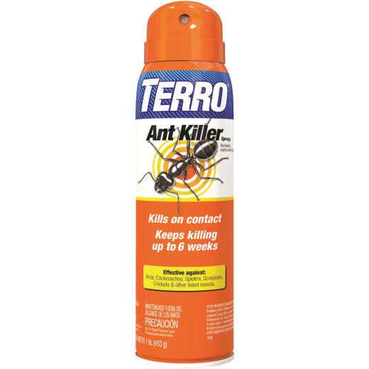 Terro 16 Oz. Aerosol Spray Ant & Roach Killer