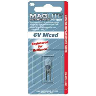 Maglite Halogen 6V Flashlight Bulb
